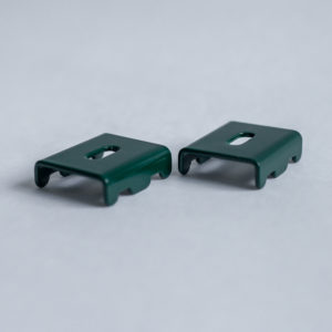 Оцинкованный металл, 2 мм. В полимере