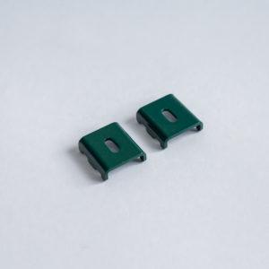 Оцинкованный металл, 3 мм. В полимере