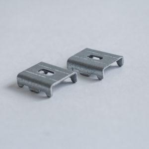 Оцинкованный металл, 2 мм.